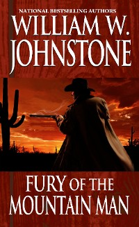 Cover Fury of the Mountain Man