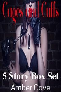 Cover Cages and Cuffs 5 Story Box Set