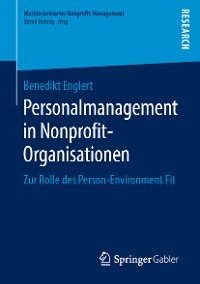 Cover Personalmanagement in Nonprofit-Organisationen