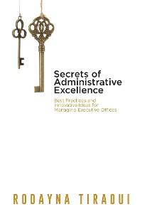 Cover Secrets of Administrative Excellence
