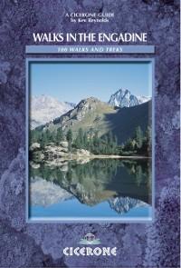 Cover Walks in the Engadine - Switzerland