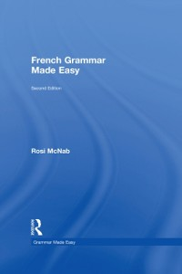 Cover French Grammar Made Easy