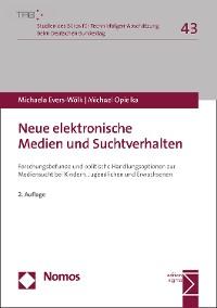 Cover Neue elektronische Medien und Suchtverhalten