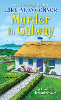 Cover Murder in Galway