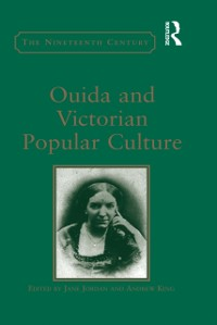 Cover Ouida and Victorian Popular Culture