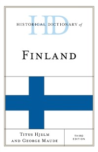 Cover Historical Dictionary of Finland
