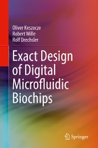 Cover Exact Design of Digital Microfluidic Biochips