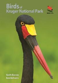 Cover Birds of Kruger National Park