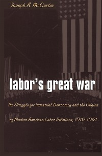 Cover Labor's Great War