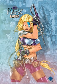 Cover 10th Muse: Justice: Trade Paperback