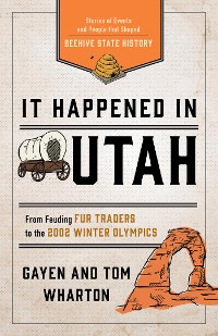 Cover It Happened in Utah