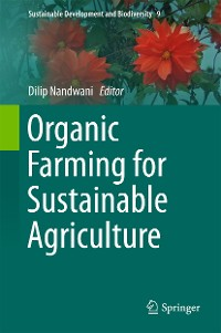 Cover Organic Farming for Sustainable Agriculture