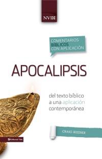 Cover Comentario biblico con aplicacion NVI Apocalipsis