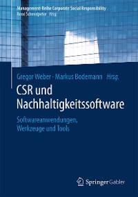 Cover CSR und Nachhaltigkeitssoftware