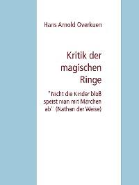 Cover Kritik der magischen Ringe