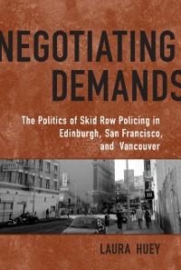 Cover Negotiating Demands