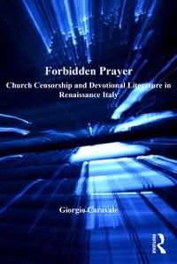 Cover Forbidden Prayer