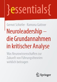 Cover Neuroleadership – die Grundannahmen in kritischer Analyse