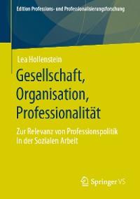 Cover Gesellschaft, Organisation, Professionalität