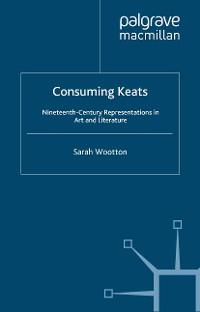 Cover Consuming Keats