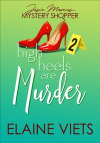 Cover High Heels Are Murder