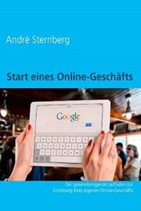 Cover Start eines Online-Geschäfts