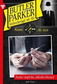 Cover Butler Parker 222 – Kriminalroman