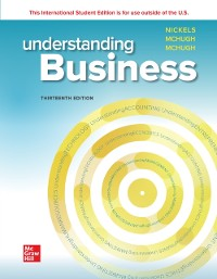 Cover ISE eBook for Understanding Business