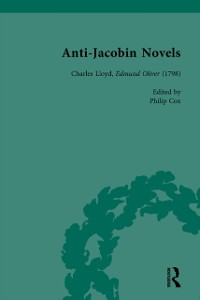 Cover Anti-Jacobin Novels, Part I, Volume 2