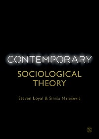 Cover Contemporary Sociological Theory