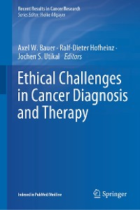 Cover Ethical Challenges in Cancer Diagnosis and Therapy