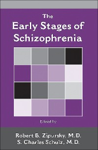 Cover The Early Stages of Schizophrenia