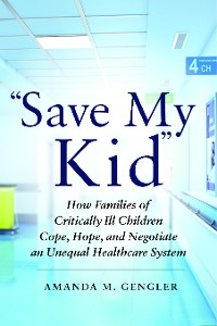 """Cover """"Save My Kid"""""""