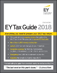 Cover Ernst & Young Tax Guide 2018