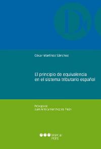 Cover Principio de equivalencia en el sistema tributario español