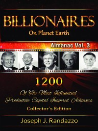 Cover Billionaires on Planet Earth