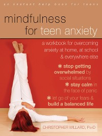 Cover Mindfulness for Teen Anxiety