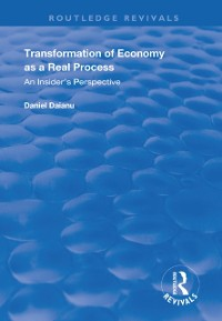 Cover Transformation of Economy as a Real Process