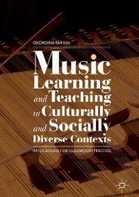 Cover Music Learning and Teaching in Culturally and Socially Diverse Contexts