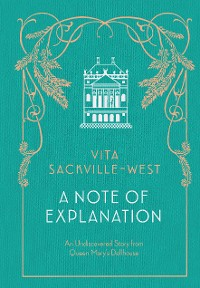 Cover A Note of Explanation