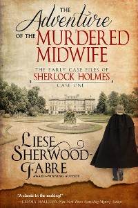 Cover The Adventure of the Murdered Midwife
