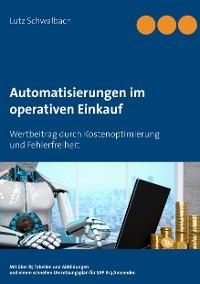 Cover Automatisierungen im operativen Einkauf