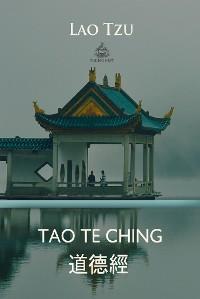Cover Tao Te Ching (Chinese and English language)