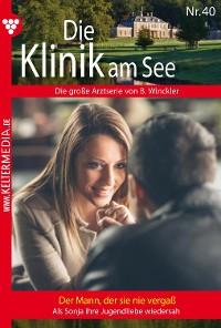 Cover Die Klinik am See 40 – Arztroman