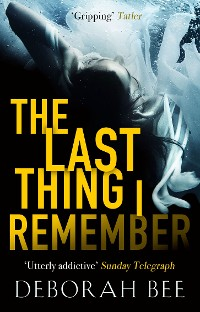 Cover The Last Thing I Remember