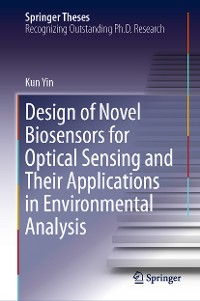 Cover Design of Novel Biosensors for Optical Sensing and Their Applications in Environmental Analysis