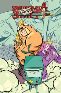 Cover Adventure Time: The Flip Side