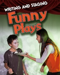 Cover Writing and Staging Funny Plays