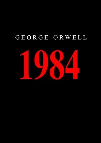 Cover George Orwell: 1984