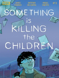 Cover Something is Killing the Children, Issue 3